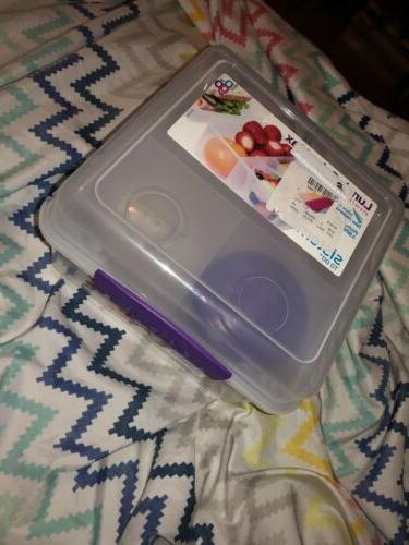 lunch cube max to go with yoghurt