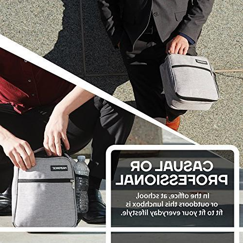 Insulated Bag - Tough Adult Lunchbox Day