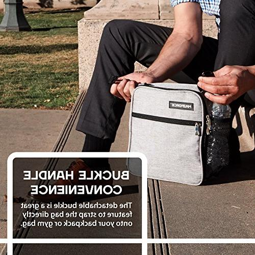MAZFORCE Original Insulated Tough & Spacious Lunchbox Day