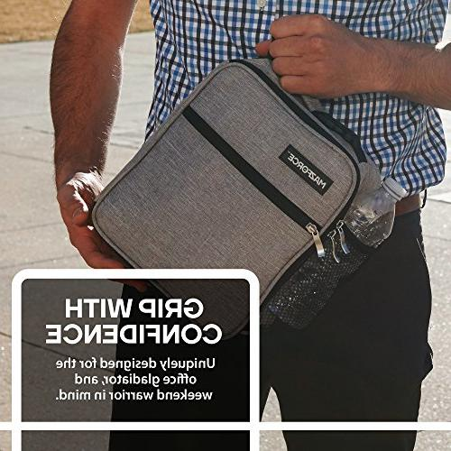 MAZFORCE Original Tough Lunchbox to Day