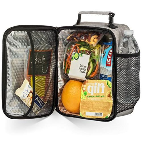 MAZFORCE Box Insulated Lunchbox to Seize Day