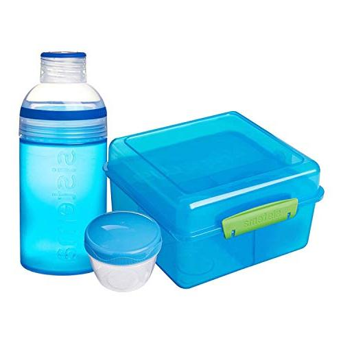 Sistema Lunch Box Bottle Color Received May
