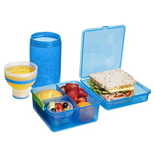 Sistema Collection Box and Pack, Color