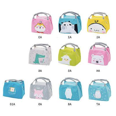 Lunch Pack Bag School Boxes