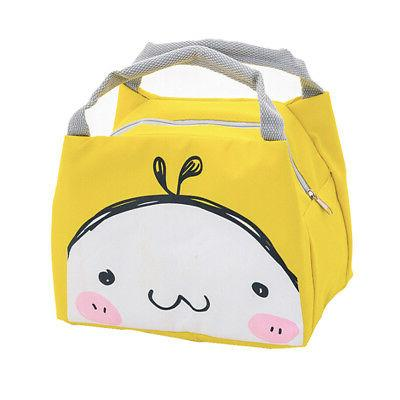 Lunch Pack Bag Sandwich Box Bags Insulated Bag School Kids Picnic Boxes
