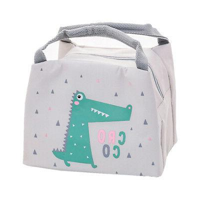 Lunch Pack Box Bags Cool Bag School Boxes