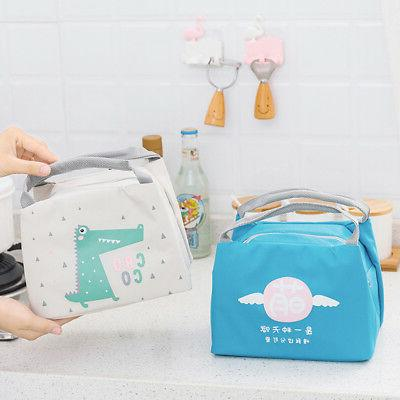 Lunch Pack Box Bag School Boxes US