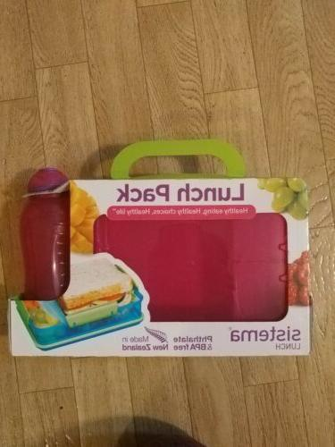 lunch pack box