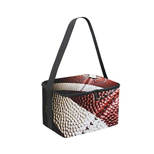 Lunch Tote Nfl Ball Lunch Bag Box