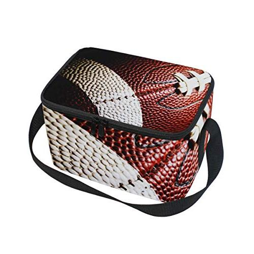 lunch tote gallery nfl ball