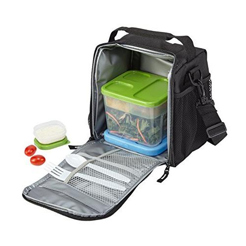 Rubbermaid LunchBlox Durable Lunch Bag,