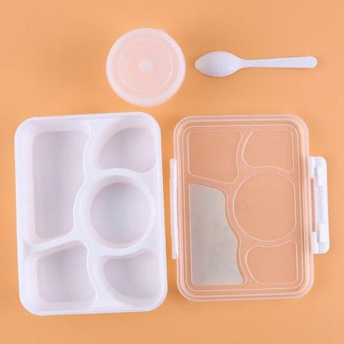 Microwave Picnic Container Box Kids Q