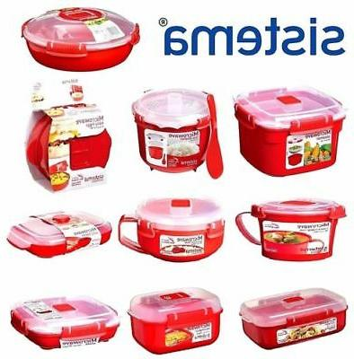 microwave lunch box container hot food bowl