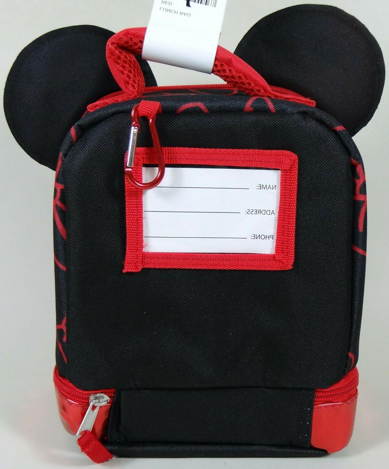 Disney Minnie Mouse Lunch Box Bag New with Damage
