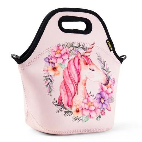 Neoprene for Large Lunch Box Tote