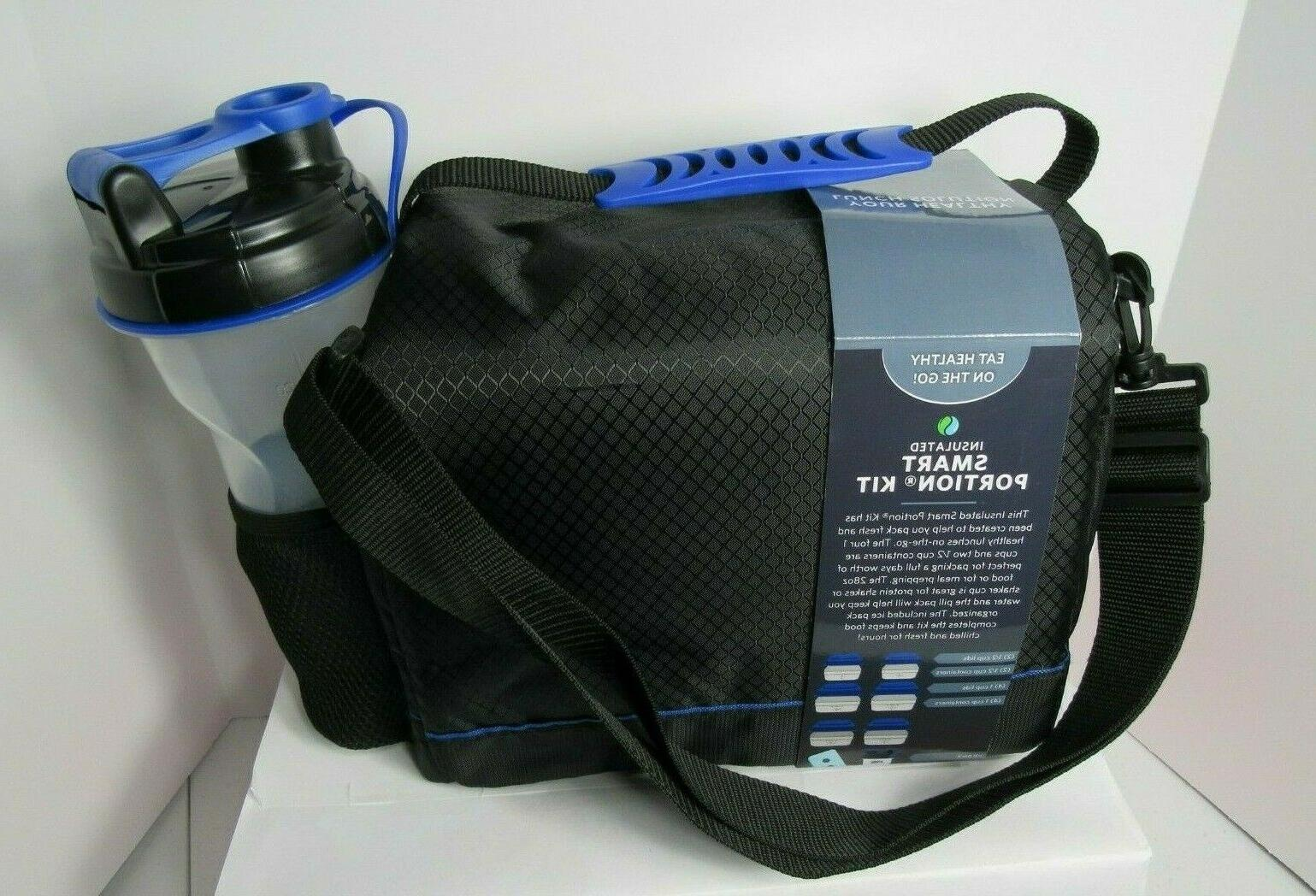 New and Jaxx Insulated Cooler Lunch Box