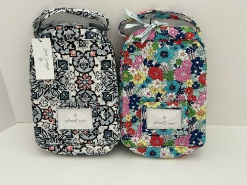 NEW Cotton Lunch Bunch Lunch Box Bag