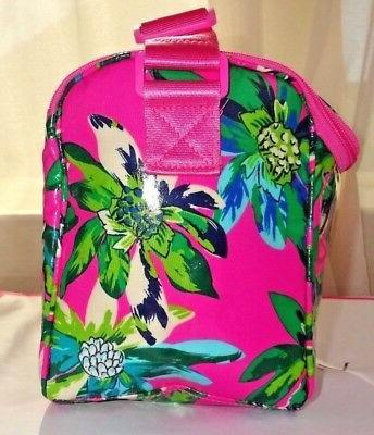 NEW COOLER TROPICAL Insulated Lunch Box Tote SLR