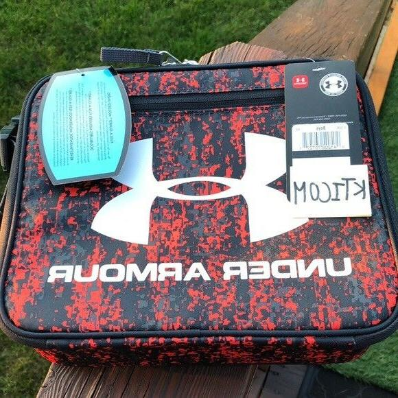 NEW Under Armour Boys' Girls' Lunch Box