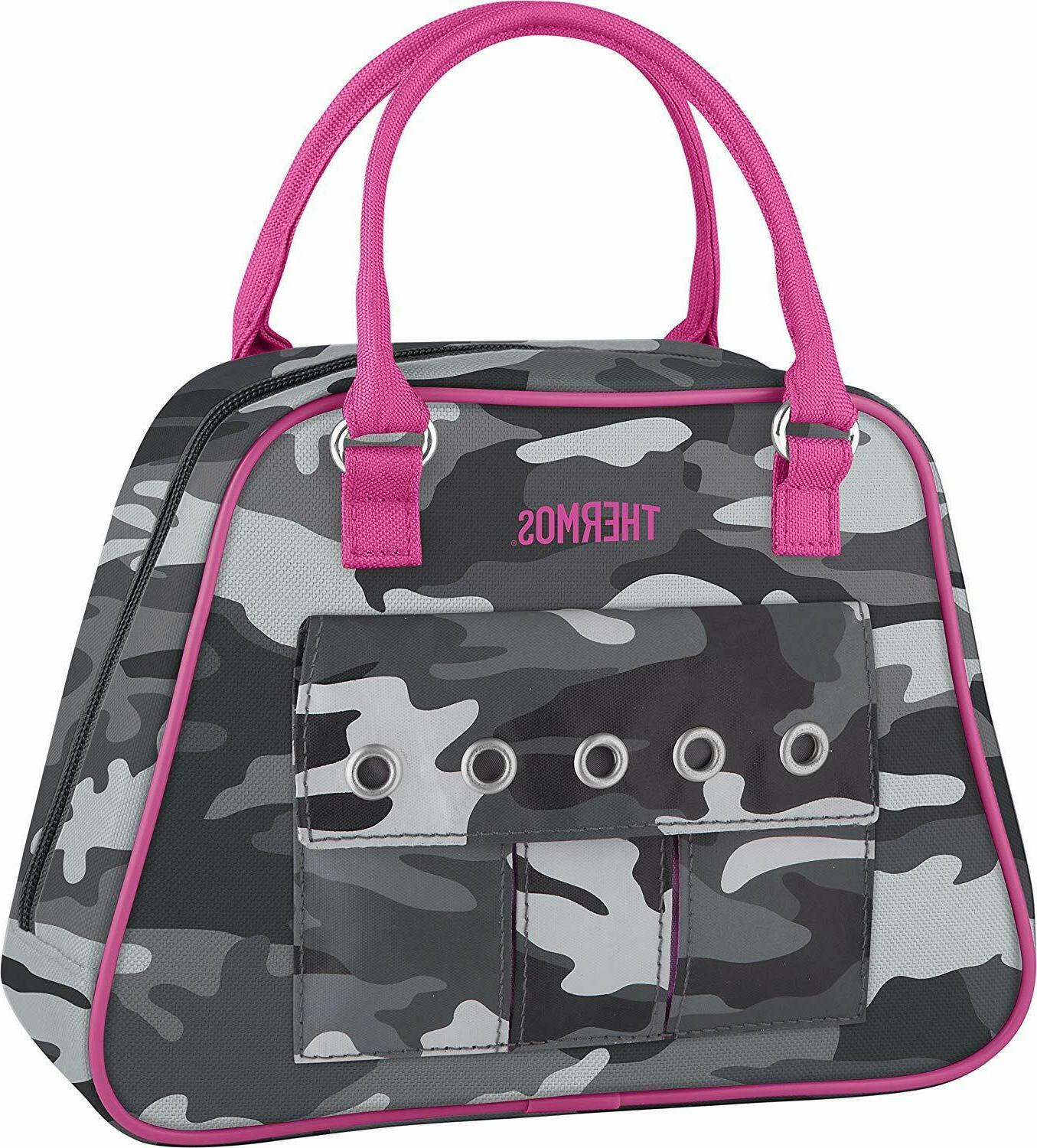 novelty soft lunch kit camo