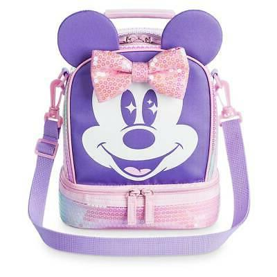 NWT Store Mouse Bag School Pink
