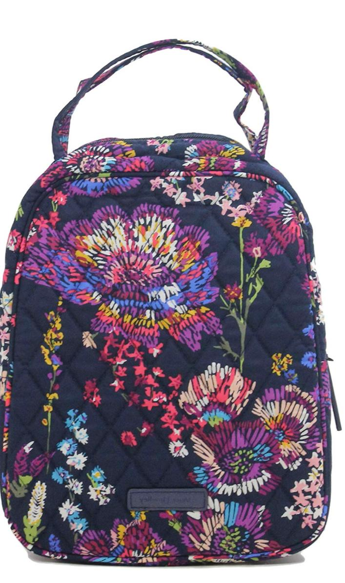 NWT Vera insulated LUNCH BUNCH BAG BOX SACK