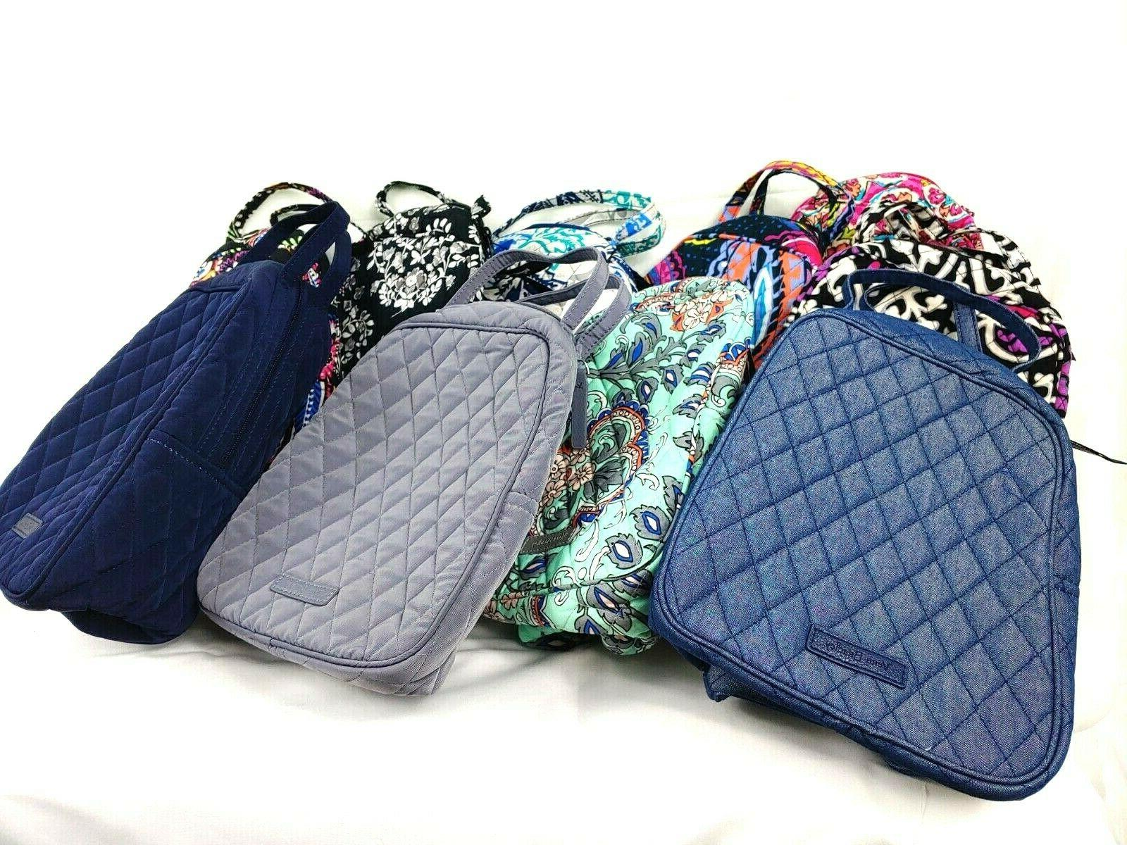 nwt lunch bunch quilted cotton insulated lunch