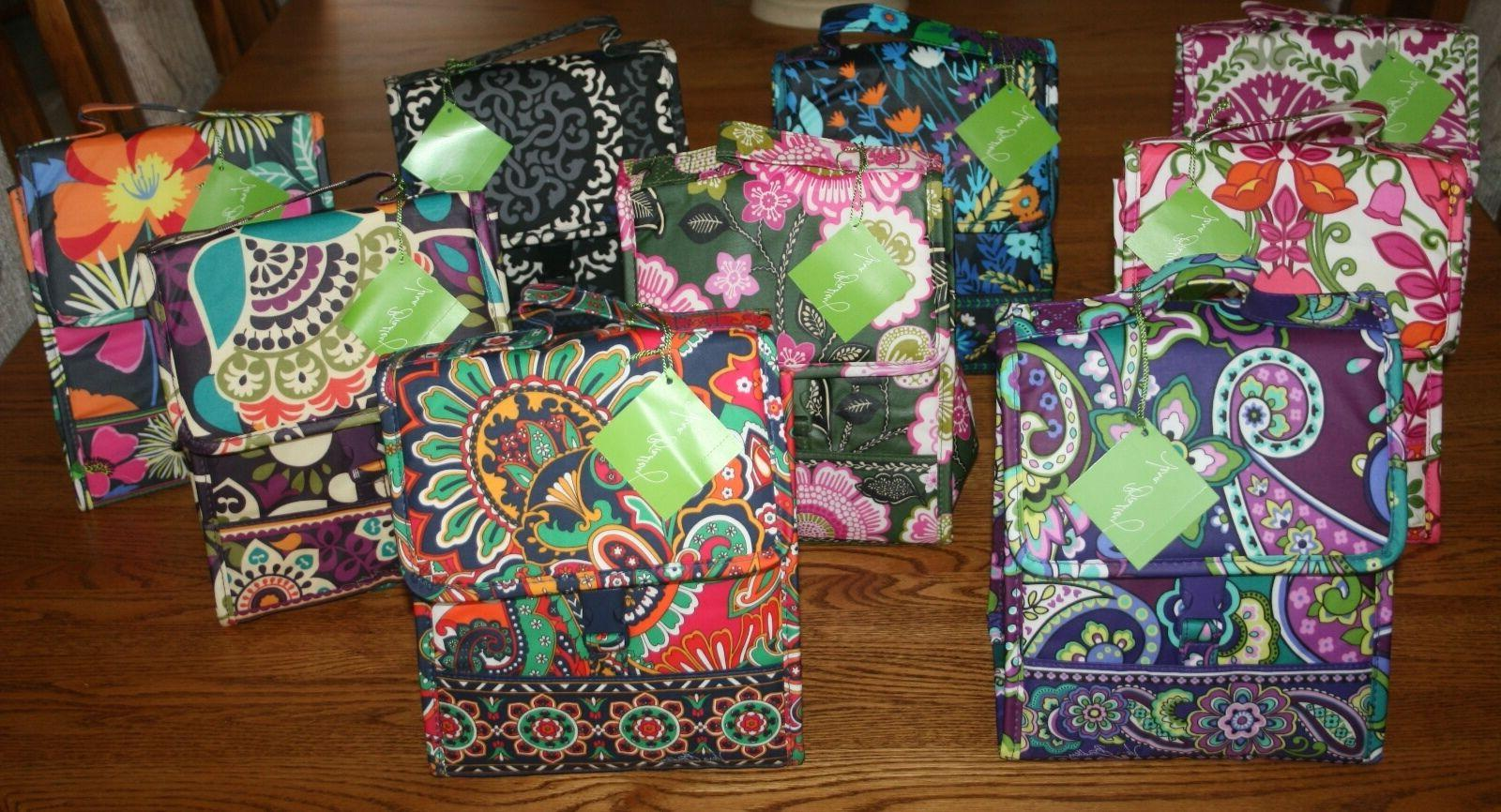 NWT Vera LUNCH SACK Insulated Bag bunch case cooler
