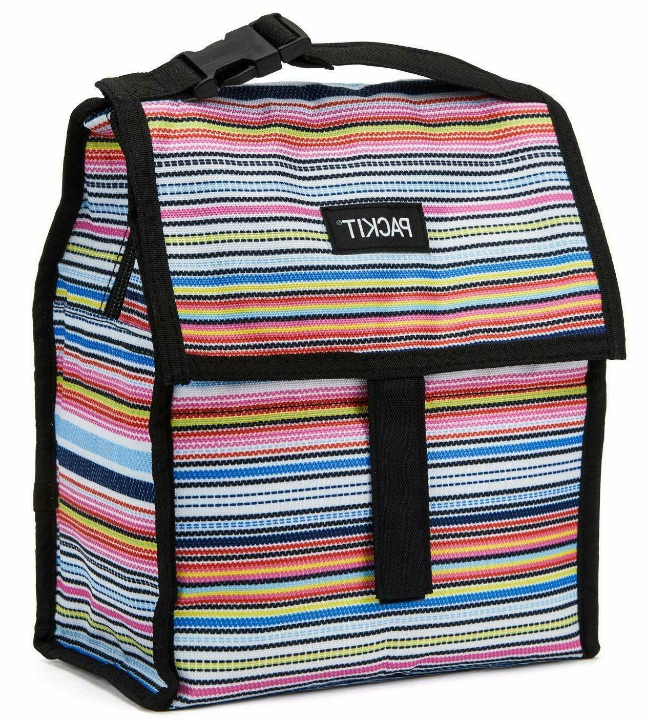 Office Gym Cooler Lunch Bag Storage Box Tote