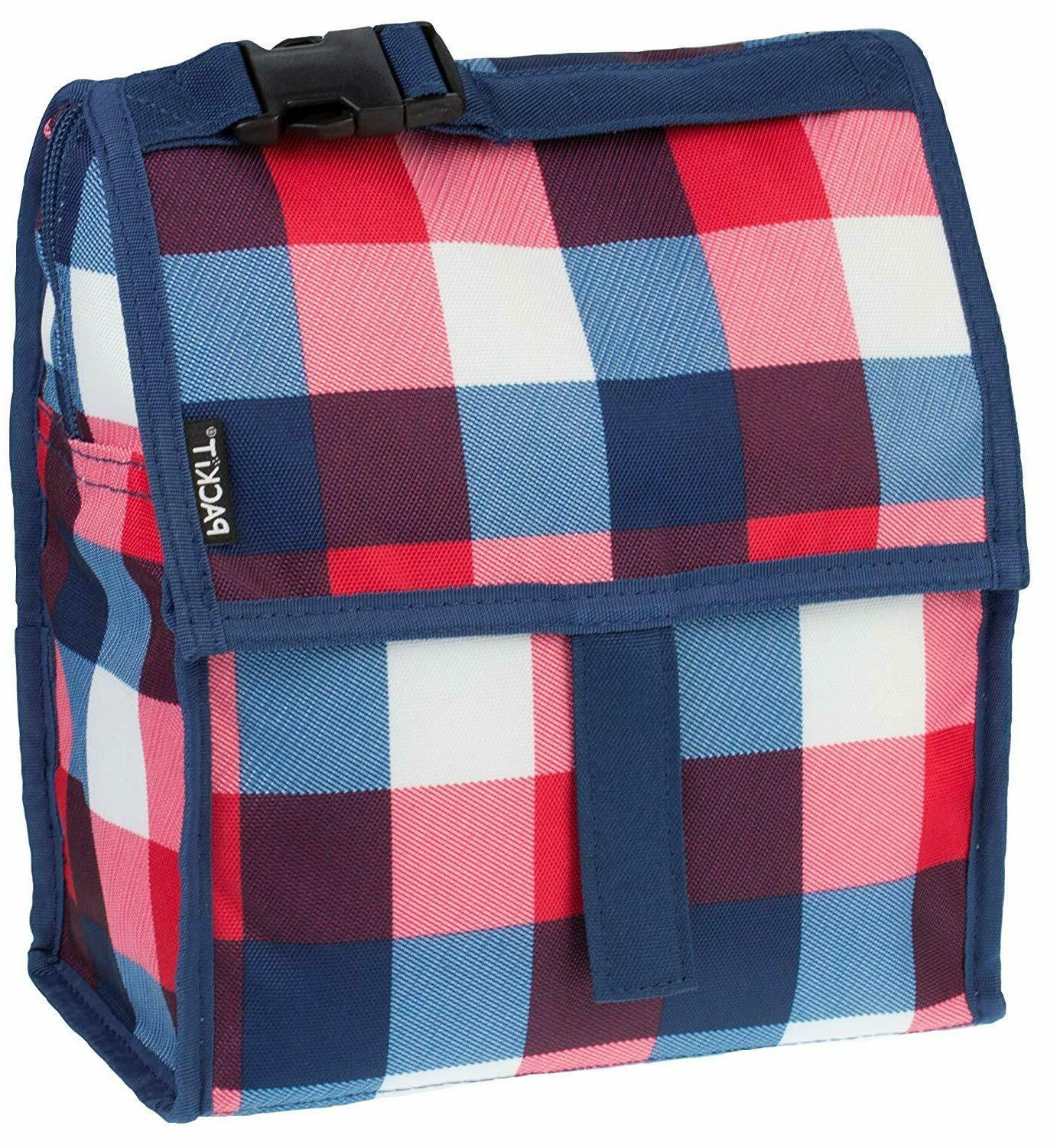 Office Picnic Gym Cooler Storage Tote Purse