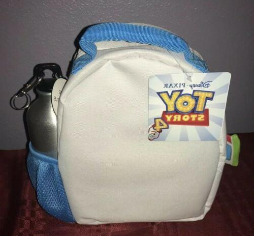 Disney Pixar Toy Story Insulated Box & Water Pack New