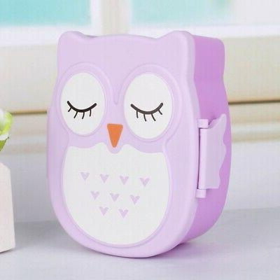 Portable Owl Box Safe Storage Container US
