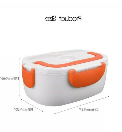 Portable Electric Box Bento Heater Steel
