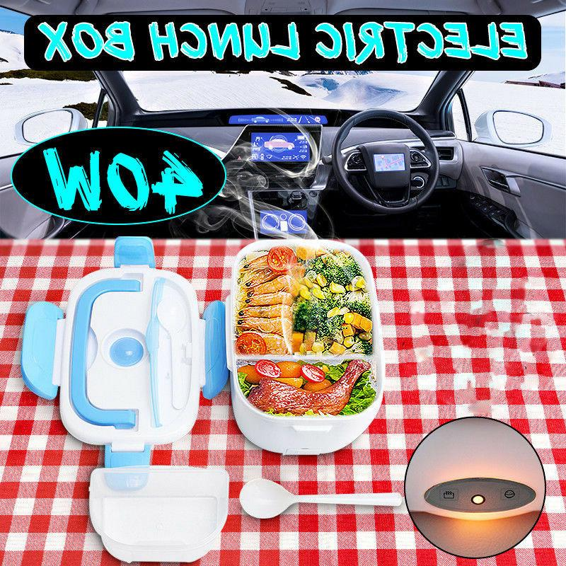 Portable Electric Lunch Box Rice Container Box Cars