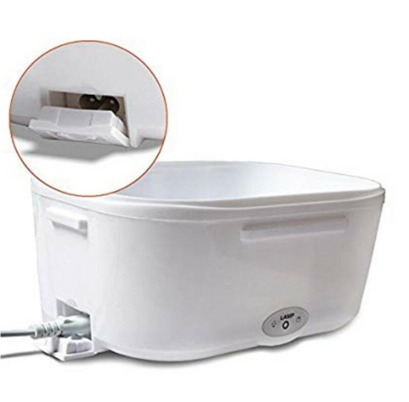 Portable Heating Lunch Box Food Heater Container for Cars