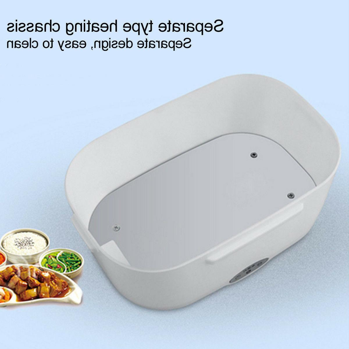 Portable Box Heater Container for Cars