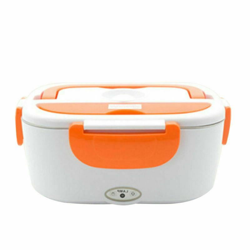 Portable Electric Compact Bento Food Warmer 12V