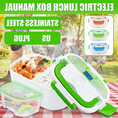 Portable Electric US Heating Travel Food Heater 110V