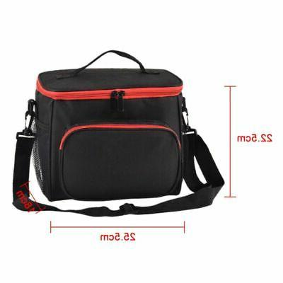 Insulated Women Thermal Tote Storage Bag