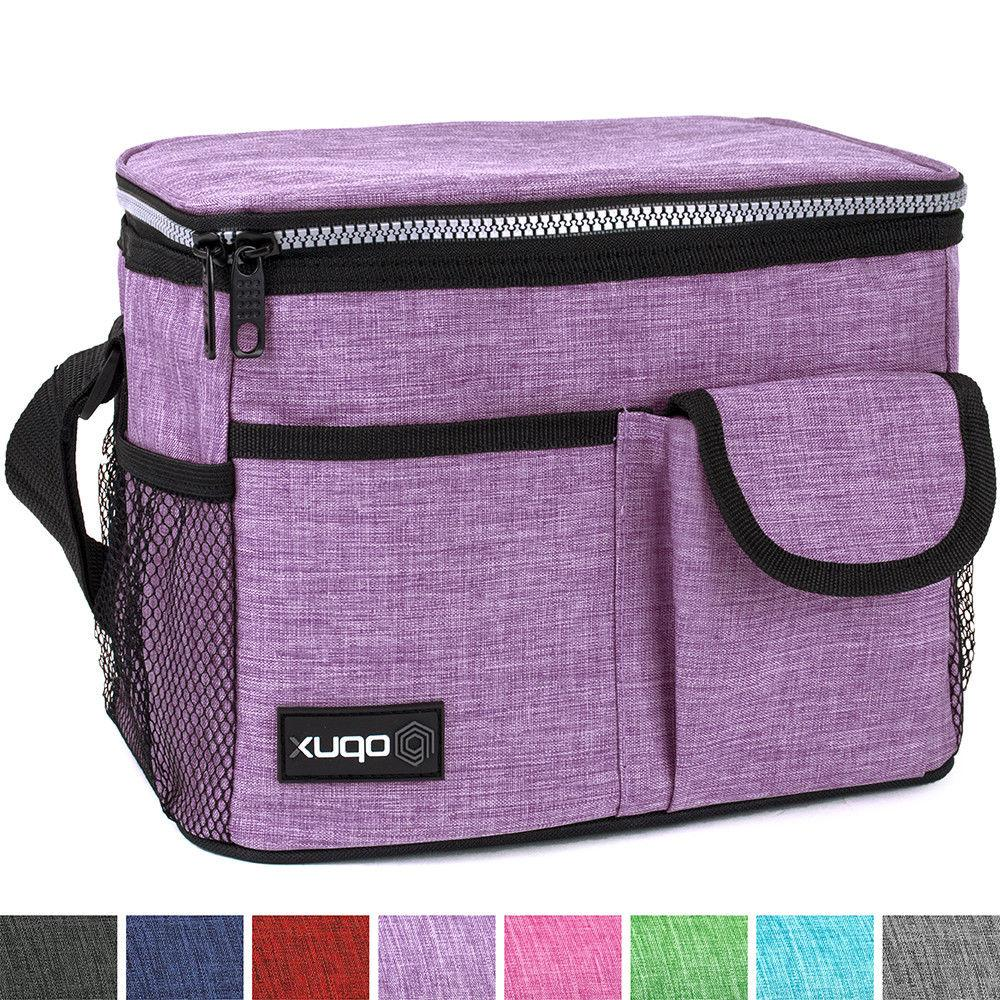 Insulated Lunch Bag Leakproof Thermal Bento for Women Kids