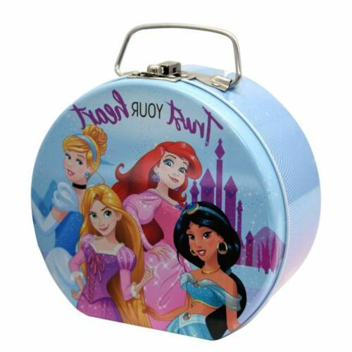 princesses kids lunch boxes semi round shaped