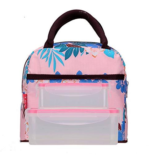 Fashion Lunch Cosmetic Bag For Women Girls Tote - Line