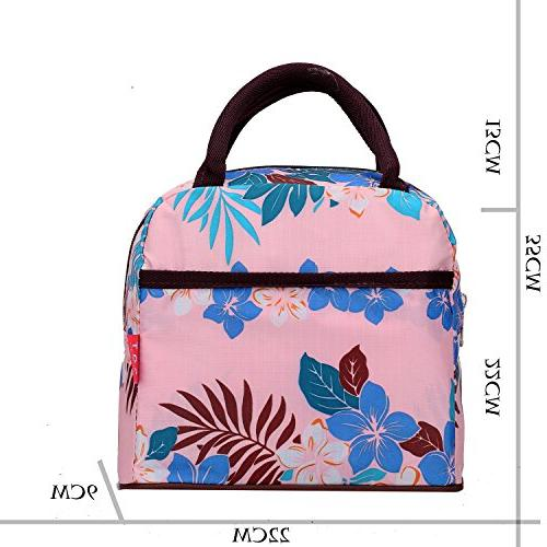 Fashion Lunch bags Cosmetic Bag For Tote - Line