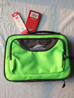 single compartment insulated lunch bag