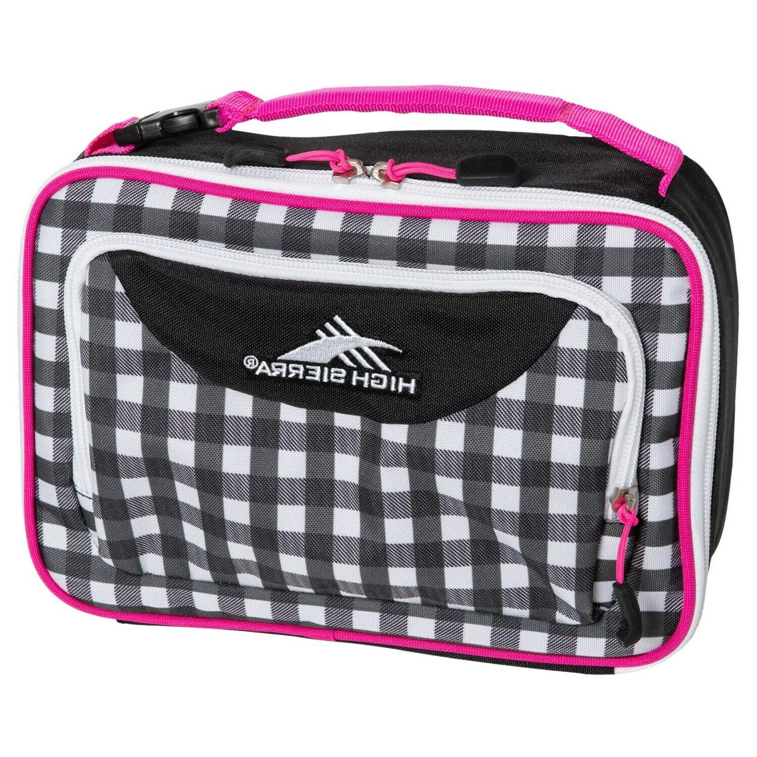 single compartment kids lunch bag free shipping