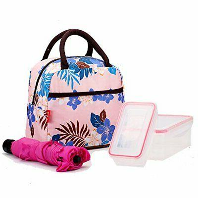 Small Insulated For Women Cooler Lunch