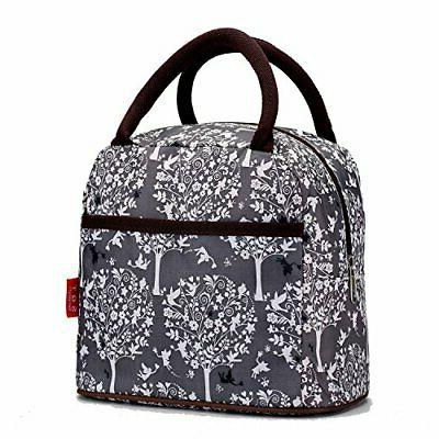 small insulated lunch bags for women girls