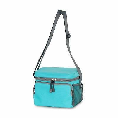 Everest Lunch Tote Red Modern
