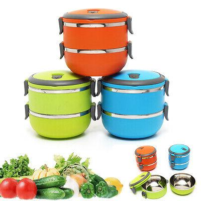 Thermal Lunch Bento Container