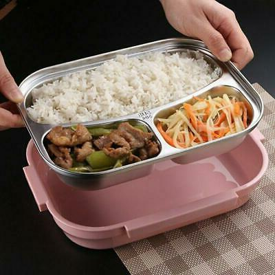 stainless steel thermal insulated lunch box bento